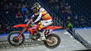AMA Supercross: Chase Sexton vai falhar Indianapolis thumbnail