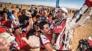 Paulo Gonçalves: 27 anos de carreira, 214 vitórias! thumbnail