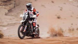 Dakar, Etapa 11: Bühler, Gonçalves e Rodrigues no Top 20 thumbnail