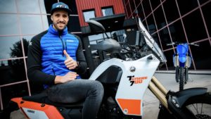 Hard Enduro: Pol Tarrés com a Yamaha em 2021 thumbnail