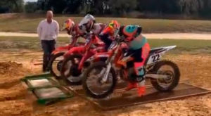 Vídeo Supercross: Jett e Hunter Lawrence a treinar com Chad Reed thumbnail