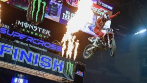Vídeo AMA Supercross 450: O resumo de Houston 1 thumbnail