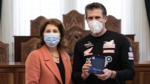 TT: Pedro Bianchi Prata recebe louvor da CM Marco de Canaveses thumbnail
