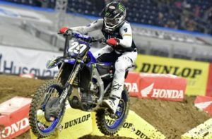 AMA Supercross 250, Houston, Final: Domínio de Christian Craig thumbnail