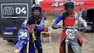 Motocross: Andrea Dovizioso treina com Glenn Coldenhoff thumbnail