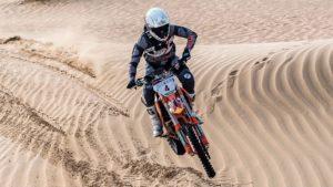 Baja Internacional do Dubai: Vitória de Sam Smith thumbnail