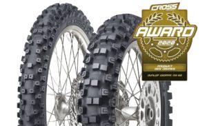 "Dunlop Geomax MX53 nomeado ""Produto do Ano"" 2020 thumbnail"
