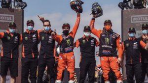Dakar: Confirmada a saída de Kevin Benavides da Honda! thumbnail