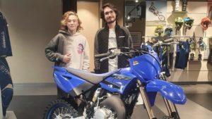 Motocross: Rodrigo Barros sobe às 85 com a Yamaha thumbnail
