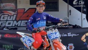 """Guilherme Gomes, Motocross Espanha: """"Cheio de saudades de competir"""" thumbnail"""