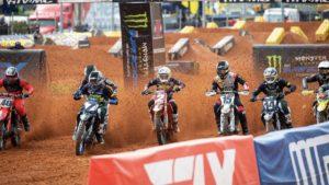 Vídeo AMA Supercross 450: O resumo de Atlanta 1 thumbnail