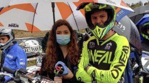 """Abel Carreiro, CN Motocross, Alqueidão, MX2: """"Igualei o meu melhor resultado de sempre"""" thumbnail"""