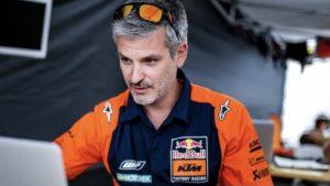 "Jordi Viladoms, KTM Dakar: ""Estou certo que o Kevin Benavides vai trazer muito à equipa"" thumbnail"