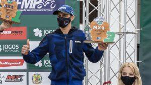"""Henrique Benevides, CN Motocross, Alqueidão: """"Saio com um sorriso na cara"""" thumbnail"""