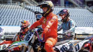 AMA Supercross 450: Temporada terminou para Zach Osborne thumbnail