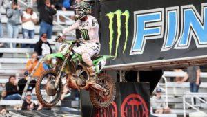 AMA Supercross 450, Atlanta 1: Eli Tomac volta aos triunfos thumbnail
