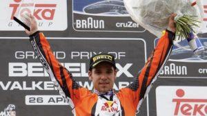 Vídeo: A primeira vitória de Rui Gonçalves no Mundial de MX2 faz hoje 12 anos! thumbnail