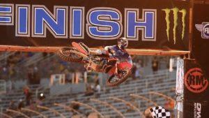 Vídeo AMA Supercross 450: O resumo de Atlanta 2 thumbnail