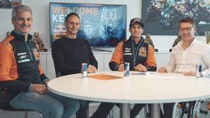 Dakar: Kevin Benavides na Red Bull KTM thumbnail