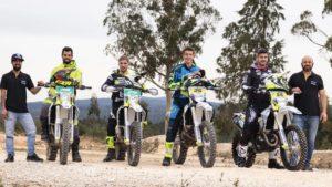 Vídeo CN Enduro: Conheça os 4 pilotos da Bomcar Husqvarna thumbnail