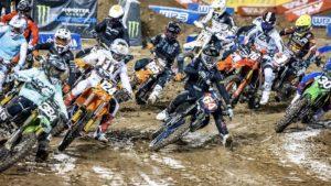 Vídeo AMA Supercross 250: O resumo de Salt Lake City 1 thumbnail