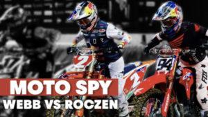 Vídeo AMA Supercross 450: A rivalidade entre Webb e Roczen thumbnail