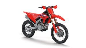 Honda CRF450RX 2022: Revista nos pontos cruciais, mantida a essência thumbnail