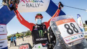 Rally da Andaluzia, Final: Joan Barreda regressa às vitórias thumbnail