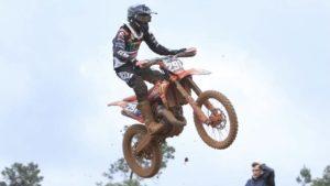 CN Motocross, Lustosa, MX2 Júnior: Fábio Costa impõe a sua lei thumbnail
