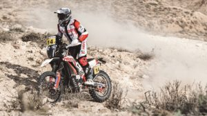 "Sebastian Bühler, Rally Cazaquistão, Etapa 2: ""Decidi abrandar para chegar ao fim"" thumbnail"