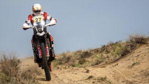 """Joaquim Rodrigues, Rally Cazaquistão, Etapa 5: """"Dedico a vitória ao Paulo"""" thumbnail"""