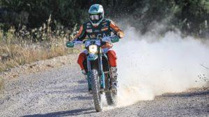 """Mário Patrão, Baja TT de Loulé: """"Ainda não estou no patamar em que gostaria de estar"""" thumbnail"""