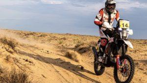 """Sebastian Bühler, Rally Cazaquistão, Etapa 5: """"Foi um dia positivo"""" thumbnail"""