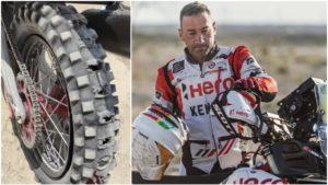 """Joaquim Rodrigues, Rally Cazaquistão, Etapa 2: """"Tive problemas com o pneu traseiro"""" thumbnail"""