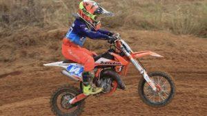 "Guilherme Gomes, CN Motocross 65, Carvoeira: ""Um resultado positivo"" thumbnail"