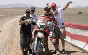 Paulo Gonçalves: Primeiro pódio num Rally Raid foi há 11 anos thumbnail