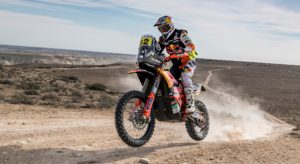 Rally Cazaquistão, Etapa 2: Walkner novo líder,  Rodrigues e Buhler com problemas thumbnail