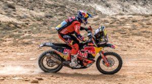 Rally do Cazaquistão, Etapa 3: Sunderland o mais rápido, Buhler 10º thumbnail