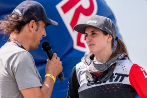 Red Bull Romaniacs: Sandra Gómez: Uma mulher de armas! thumbnail