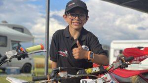 Motocross França: Guilherme Gomes vai participar no MX Master Kids thumbnail