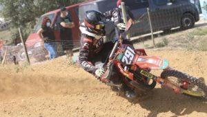 CN Motocross, Moçarria: Fábio Costa fractura clavícula thumbnail
