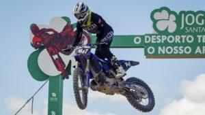 """Afonso Gomes, CN Motocross, Moçarria: """"Tive muita cautela nas voltas iniciais"""" thumbnail"""