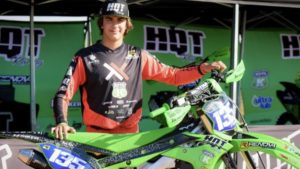"""Afonso Gaidão, Motocross: """"Vim para o Brasil para ser campeão de MX2 Júnior"""" thumbnail"""