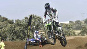 Vídeo Supercross Espanha: Basaúla e Lobo em ação em Guijuelo thumbnail