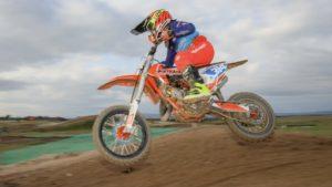 EMX65, França: Guilherme Gomes nos pontos thumbnail