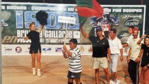 ISDE: Há 20 anos Diogo Carvalho foi o único luso em França thumbnail