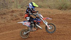 CN Motocross 50, Vila Boa de Quires: A estreia de Gustavo Ferreira thumbnail