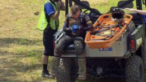 Vídeo AMA MX 250, Ironman: A queda em que Martin fraturou um pulso thumbnail