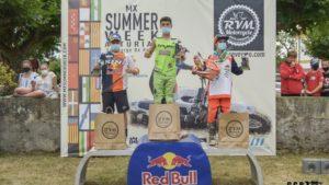 Motocross Espanha: Tomás Santos no pódio da MX Summer Race thumbnail