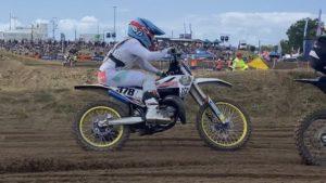 Motocross: Gonçalo Cardoso participou na Rookies Cup thumbnail